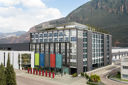 | Four Points by Sheraton Bolzano